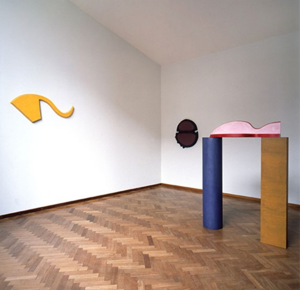 1998 PEER VENEMAN SCULPTURES – EXHIBITION STEDELIJK MUSEUM AMSTERDAM